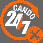 Cando24/7 Logo